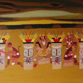 Amatiwana Trumai (b.c1946)